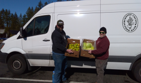 Food Rescue Co-Pilots Wanted